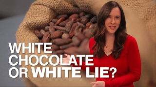 White Chocolate or WHITE LIE? | What Is White Chocolate Made From