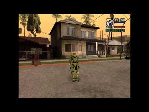 Trucos Para GTA San Andreas Para Pc
