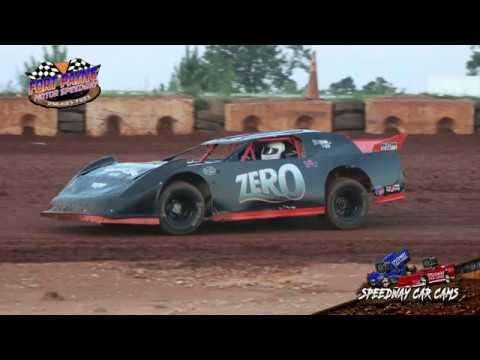 Winner - #ZERO - Dewayne Horton - B-Hobby - 8-11-18 Fort Payne Motor Speedway - In Car Camera