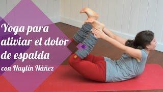 Secuencia de Yoga para aliviar el dolor de espalda
