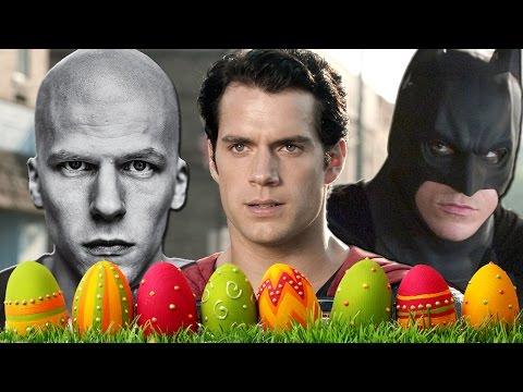 7 Best DC Comics Movie Easter Eggs...So Far