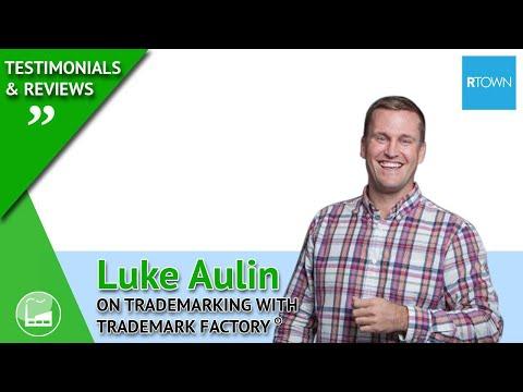 RTOWN's Luke Aulin on getting RTOWN trademarked through Trademark Factory