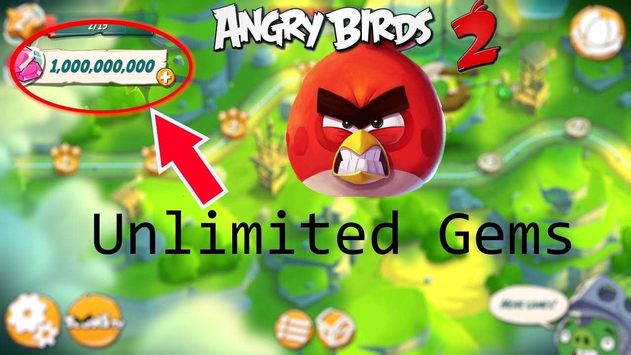 Angry Birds 2 Hack 2018 angry birds 2 - gems & pearls hack (updated) using game guardian (gg) 2018