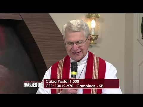 Novena Mãos Ensanguentadas de Jesus - 29/03/19 - 2º dia - A Humildade