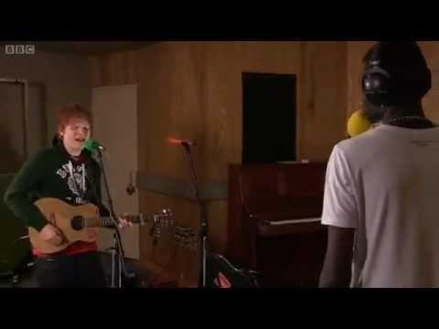 Ed Sheeran feat. Wretch 32 - Hush Little Baby (Live Lounge)