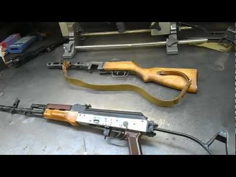 full-auto-polish-tantal-wz-88-(ak74)-disassembly