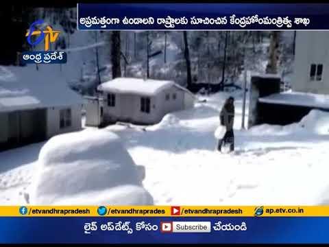 Following Fresh Snowfall, Weather Improves | Across J&K