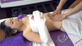 Abdominal massage for weight loss   Massage Therapy Techniques #1