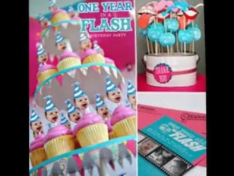 Two Year Old Birthday Party Themes Youtube