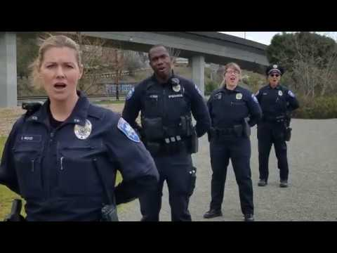 Tacoma Police Social Distancing Music Video Youtube