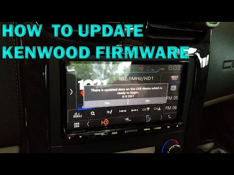 update-kenwood-firmware