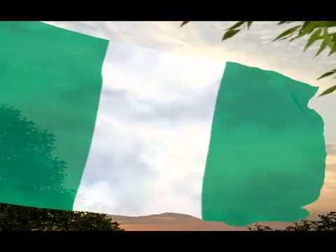Nigeria Nijeriya Nàìjíríà Niiseriya Naigeria روسياAnthem«Arise,O Compatriots»played Myrrh Klimper´s