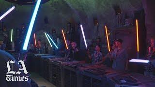 Savi's Workshop at Star Wars: Galaxy's Edge: A Full Walkthrough