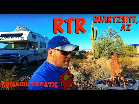 RTR Madness in Desert ~ AMAZING Cargo Trailer Build