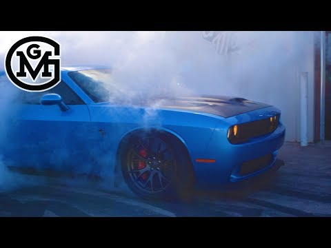 1200HP Dodge Challenger Hellcat Tears Up Gas Monkey - Build Of The Week