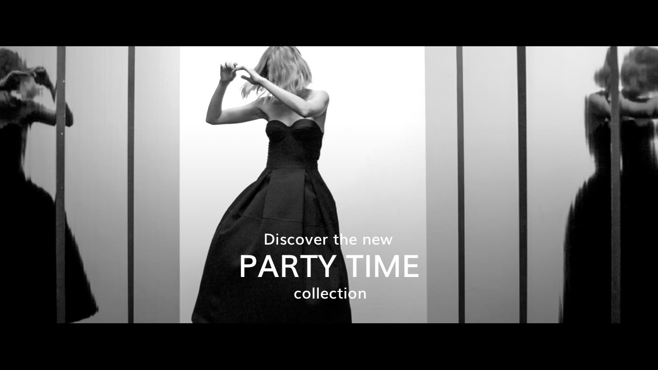 TWINSET Simona Barbieri - Party Time collection starring Candela ...