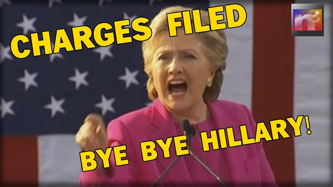 Charges filed against hillary clinton after corrupt money scheme charges filed against hillary clinton after corrupt money scheme uncovered aljukfo Choice Image