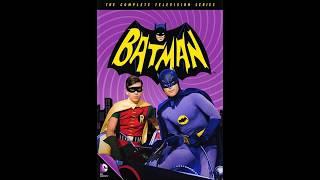 Original batman 60s TV theme song