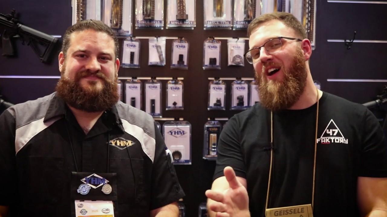 Highest Value Suppressors: YHM - SHOT Show 2020