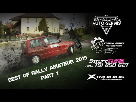 Best Of 2019 Amateur Rally | PART 1 |  By JVHD