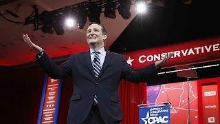السيناتور الجمهوري تيد كروز يعتزم إعلان نيته الترشح لسباق البيت الأبيض في عام 2016