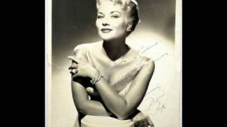 Patti Page: Fly Me To The Moon (Howard, 1954) YouTube Videos