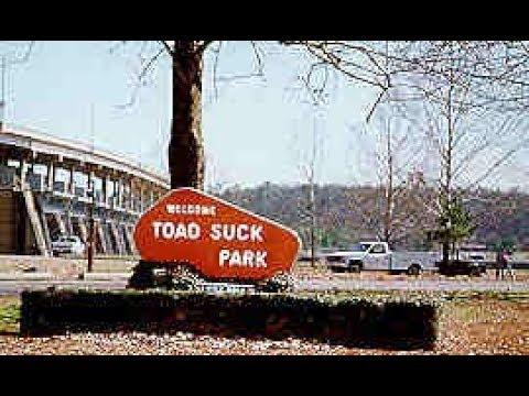 Toad suck daze