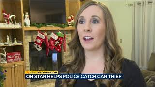 OnStar leads police to teen car thief, warn community of growing trend
