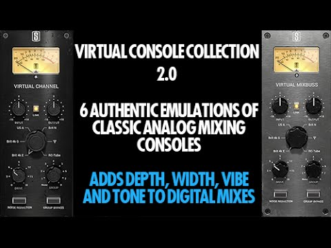 Slate Digital Virtual Console Collection 2 0 - Included in Everything  Bundle!