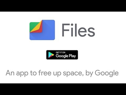 Files: Free up space on your phone