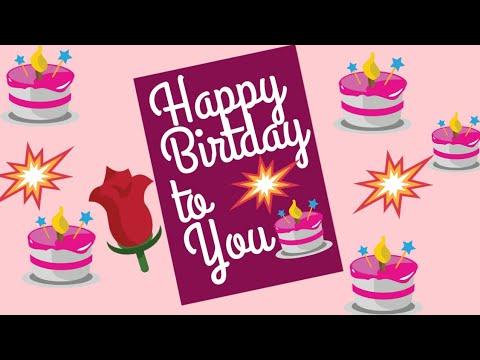 Ucapan Ulang Tahun Romantis Untuk Pacar, Happy Birthday To You