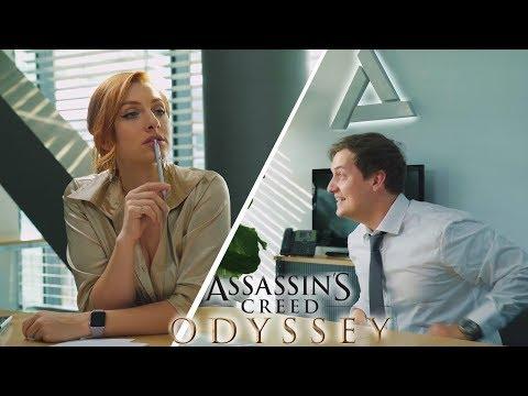 Äpfel, Ärsche, Ässassins Creed!! 🤣 (Assassins Creed Odyssey – Kurzfilm)