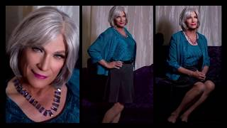 MTF Mature Over 40 Transformation Makeover