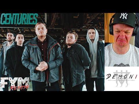 CENTURIES - Empty Vessels ft. Kadeem France & Erik Bickerstaffe of LOATHE [REACTION] Mp3