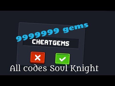 Коды соул кнайт | читы | гемы | 999999 | взлом | Soul Knight | Gems