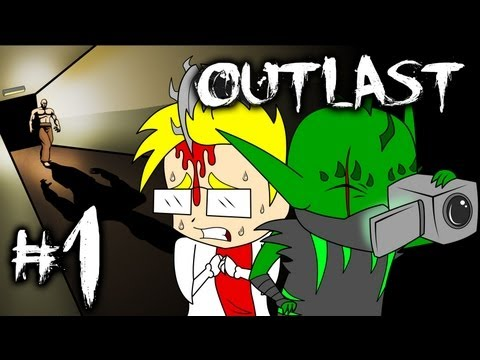 Outlast | Part 1 - THERE'S A HEAD IN THE TOILET!