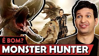 MONSTER HUNTER é bom? - Vale Crítica