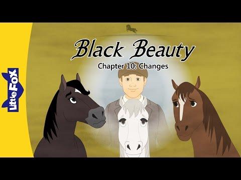 Black Beauty 10: Changes | Level 6 | By Little Fox
