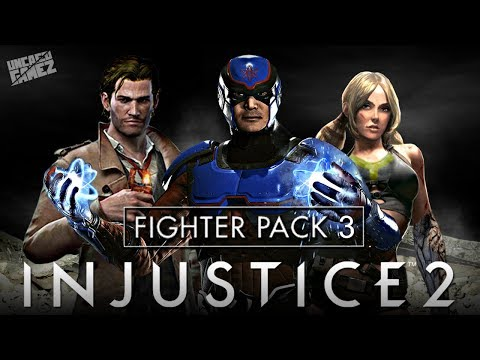 Thumbnail: Injustice 2: FINAL Fighter Pack 3 Character Wishlist!!