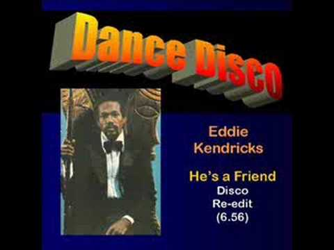 Eddie Kendricks: He's a friend