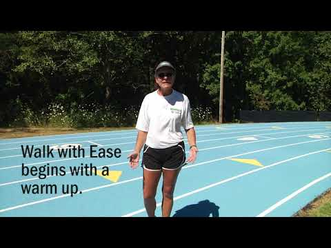 Walk with Ease to reduce arthritis pain