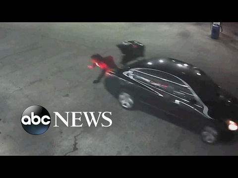 Alabama kidnapping victim escapes by jumping out of car trunk