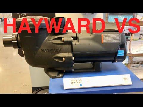 Hayward sp3400vsp ecostar vs variable-speed pool pump manual
