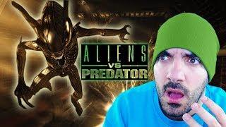 TERROR EN EL ESPACIO - Aliens VS Predator  |#1| Gameplay Español ⭐️ iTownGamePlay