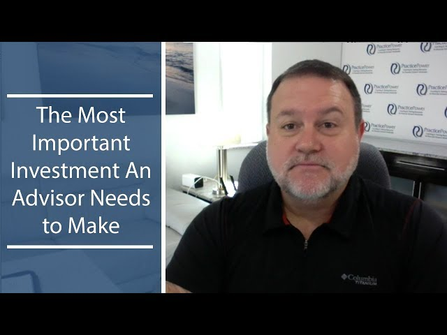 The Most Important Investment an Advisor Needs to Make | The Magellan Network Show