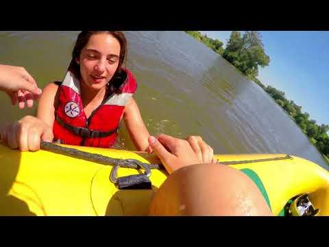 River Rafting \\ Vaal River