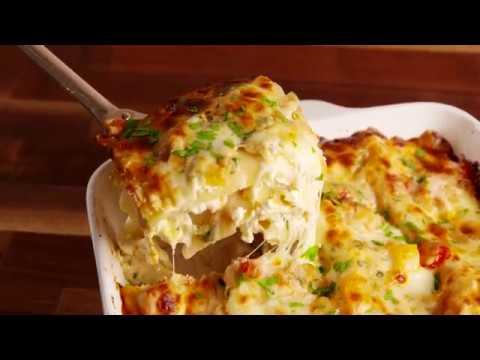 Cajun Chicken Lasagna | Delish