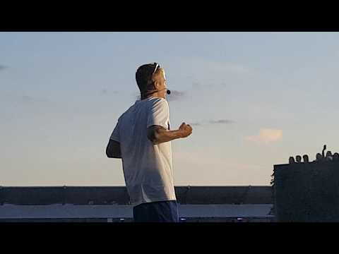 Justin Bieber - Life Is Worth Living - BST Hyde Park
