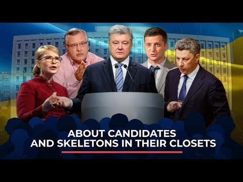 ABOUT CANDIDATES AND SKELETONS IN THEIR CLOSETS | News M.News World