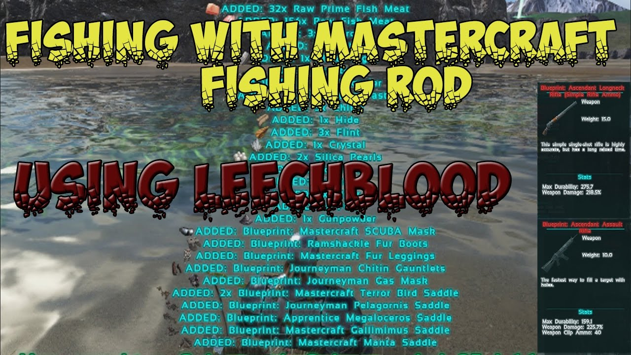 Fishing with mastercraft fishing rod official pvp server ark fishing with mastercraft fishing rod official pvp server ark malvernweather Choice Image